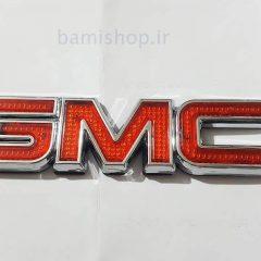 آرم برجسته ماشین GMC