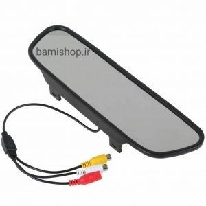 آینه مانیتوردار با کیفیت Claw همراه با دوربین دنده عقب