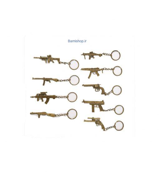 جاسوئیچی و جاکلیدی طرح تفنگ