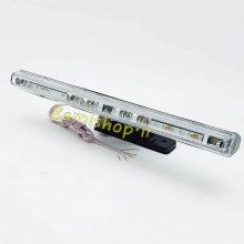 چراغ استپ سوم فلاشر دو رنگ 34 سانتی