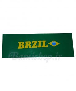 پا رکابی برچسبی برزیل