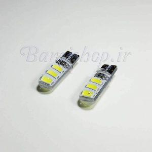 چراغ کوچک 6 اس ام دی ال ای دی ژله ای
