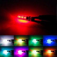 چراغ کوچک 6 اس ام دی رنگی