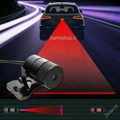 لیزر لایت چراغ مه شکن لیزری پشت خودرو