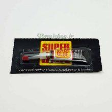 چسب قطره ای سوپرگلو super glue