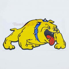 استیکر سگ خشمگین