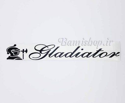 استیکر گلادیاتور gladiator