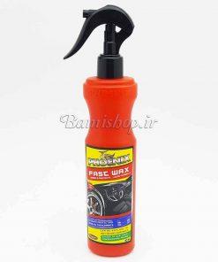 شیر واکس فونیکس براق کننده و محافظ داشبورد و تایر phoenix