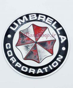 آرم فلزی umbrella corporation