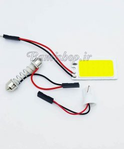 لامپ ال ای دی سقفی COB 18 تایی