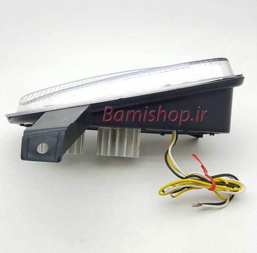 پروژکتور مه شکن اسپرت پژو پرشیا پارس طرح LED راهنما دار