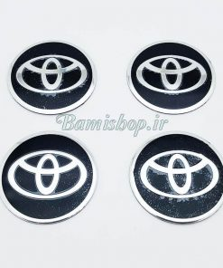 آرم رینگ فلزی تویوتا Toyota چسبدار