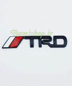 آرم لوگو برجسته تی آر دی TRD