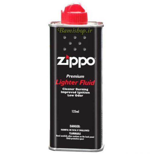 بنزین فندک زیپو 125 میلی لیتری