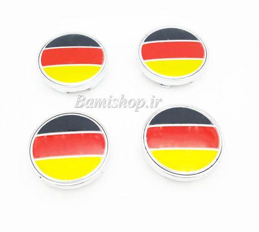 آرم وسط رینگ پرچم آلمان