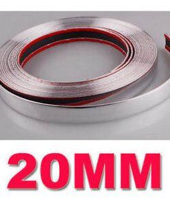 نوار کروم چسب دار2 سانتی متری