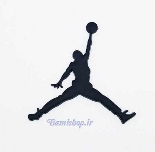 آرم چسب دار بسکتبالیست