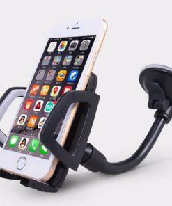 هولدر و نگهدارنده انعطاف پذیر جک دار موبایل خودرو