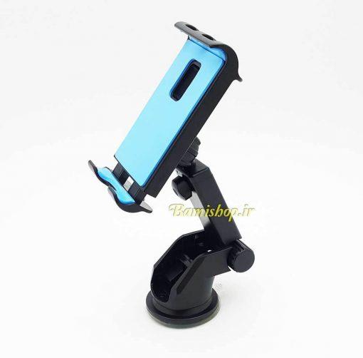 پایه نگهدارنده گیره ای ماشین برای موبایل و تبلت