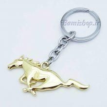 جاکلیدی اسب طلایی فورد موستانگ Mustang