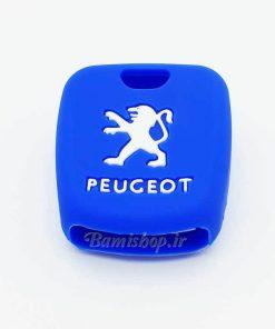 کاور ژله ای ریموت پژو 206 دو دکمه ای
