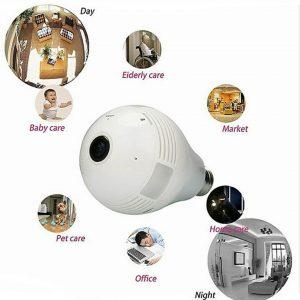 دوربین لامپی بی سیم V380