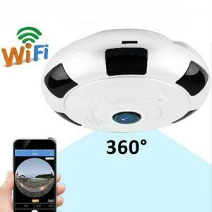 دوربین سقفی بی سیم V380