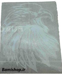 استیکر سر عقاب