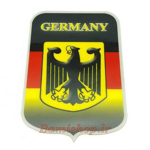 استیکر لوگوی آلمان