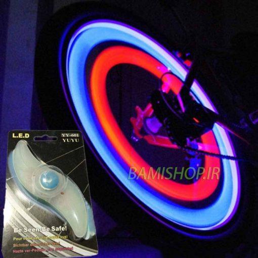 چراغ چرخ دوچرخه و موتور فایر تایر