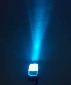 راهنما کروم 3 ال ای دی نور آبی
