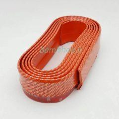 بامپرسپر( لیپ زیر سپر ) قرمز طرح کربن