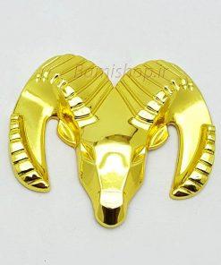 آرم دوج طلایی چسب دار