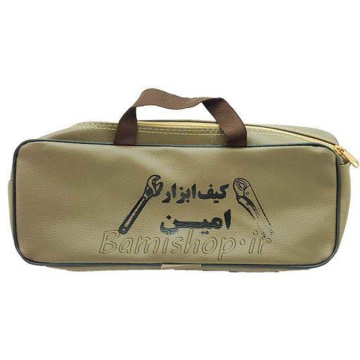 کیف ابزار چرمی ماشین