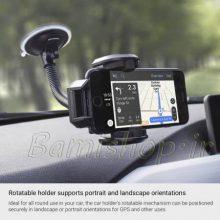 هولدر موبایل شیشه خودرو