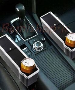 جعبه نظم دهنده و جالیوانی بغل صندلی خودرو