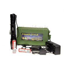 چراغ قوه T6-9 دو باتری خور