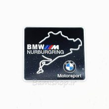 آرم BMW nurburgring رالی