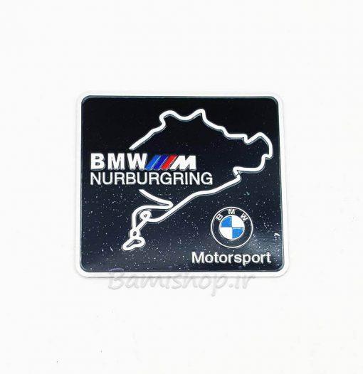 آرم BMW nurburgring رالی