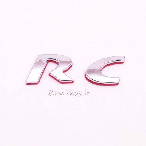 آرم RC پژو 206