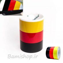 برچسب پرچم آلمان رولی